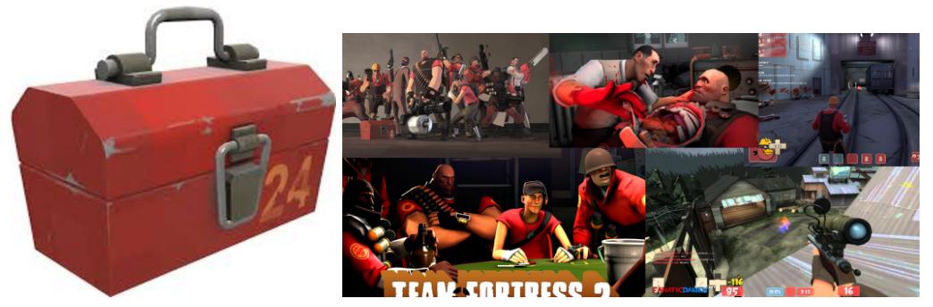 team fortress 2 box